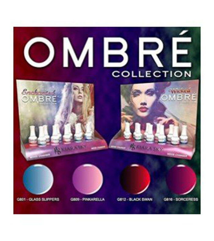 Kiara Sky Ombre Collection -**Special Deal** ALL 44 Mood Cha