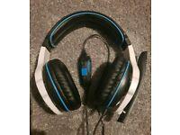 Sades SA810 multi platform gaming headset