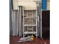Boss alloy tower Youngman 6.2m