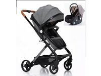 3 in one baby buggy