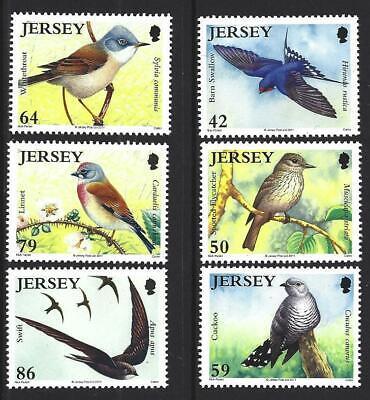 Jersey 2011 Birdlife V Verano Visiting Aves Nuevo sin Montar, Impecable image