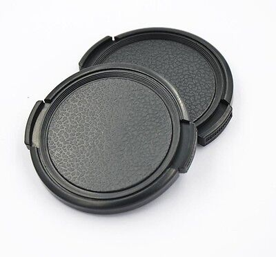 2 X 67mm  Universal Front Lens Cap for NIKON SONY PANASONIC FUJI etc UK FREEPOST