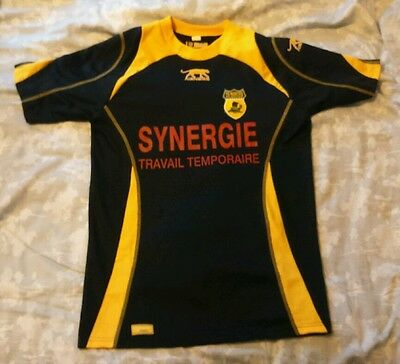 2006-07 Nantes away football shirt size M by airness very rare ligue 1 image