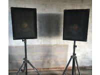 Speakers Rental
