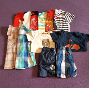 12m Summer Clothing