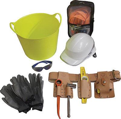 Scaffolding Tools Uk Tool Belt Workwear Kit Scaffolders Ppe Fall Arrest Set