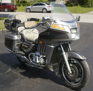1982 HONDA GOLDWING ASPENCADE GL1100A