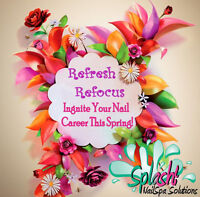 Nail Technician Career for Spring Course Starts April 23rd!