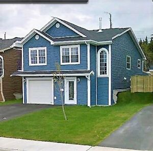 Meticulous home in Mt. Pearl perfect for home based office!!
