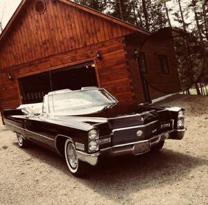 Cadillac Deville  Cabriolet 1968 impeccable
