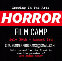 Horror Film Camp