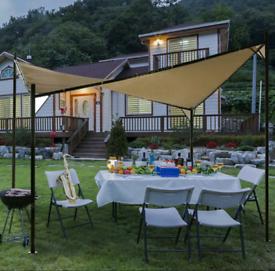 Butterfly Gazebo Patio Garden Canopy Outdoor Tent. £80.