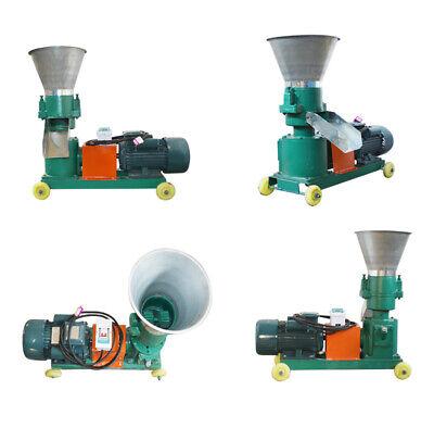 Various Size Chicken Feed Pellet Mill Machine 220v 2mm3mm5mm6mm8mm Usa