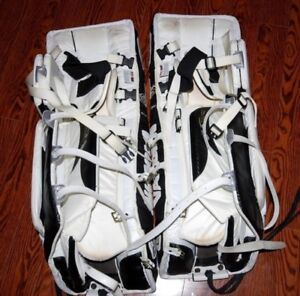 goalie pads For Sale!