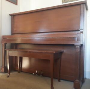 Beautiful upright grand PIANO seeks loving home *FREE*