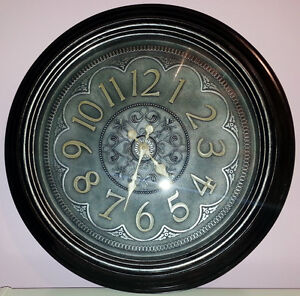 "Large 23"" Wall Clock"