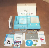 NEAR MINT BOXED Wii SPORTS SYSTEM COMPLETE