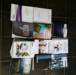 Office Administration Text Books/Course Packs