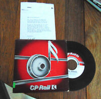 CP Rail Steel Wheels