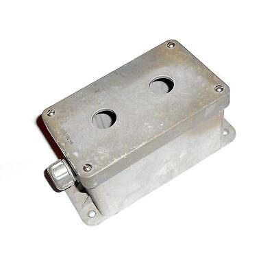 Carlon Z-740030 Electrical Enclosure Pushbutton Plastic Box Super Fast Shipping