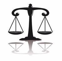 Services juridiques - Avocat