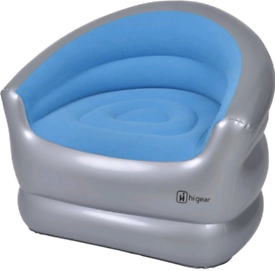 Inflatable Camp Chairs x2