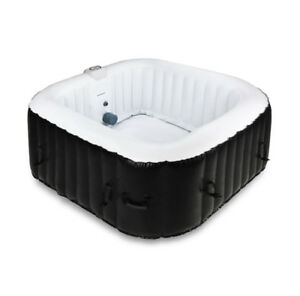 PORTABLE INFLATABLE SPAS - 110V - 3 MODELS + FREE SHIPPING