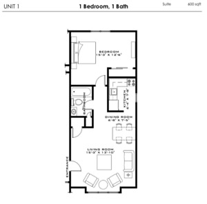 May 1st - 1 Bedroom - Central Halifax Across DAL - High Ceiling!