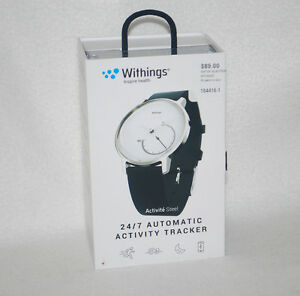 Withings - Activité Steel Activity Tracker Watch