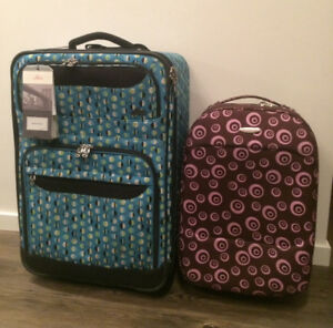 4 pieces luggage