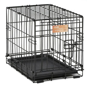 "NEW 18"" to 30"" WIRE DOG CRATES KENNELS - Many still in package"