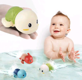 Swimming Turtle Bath Toys for Kids NEW