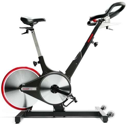 KEISER M3I INDOOR CYCLE WITH BLUETOOTH WIRELESS COMPUTER