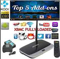 Quad core Android TV & Rechargeable Wireless Keyboard/Mouse!!!!