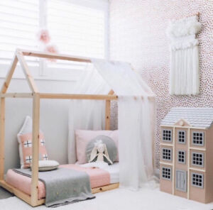 Children Bed + Mattress