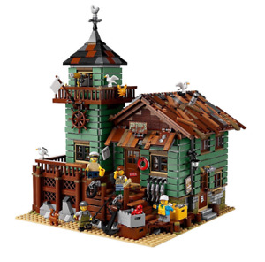 Lego 21310 Old Fishing Store New