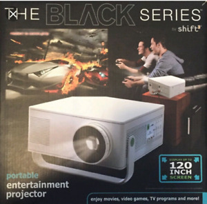 Projector for Xbox or PlayStation 120 inch