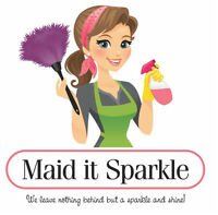 Maid it Sparkle Cleaning Services