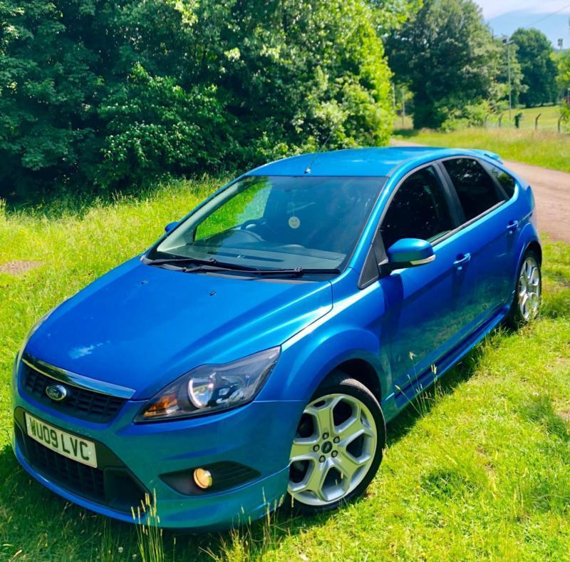 Ford Focus**ZETEC S 1800 125**2Keepers,10Stamps,Bodykit