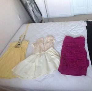 PROM DRESSES!!!