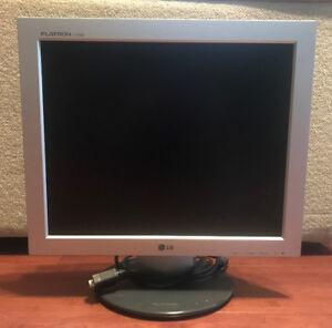 """LG L1730S LCD 17"""" Monitor"""