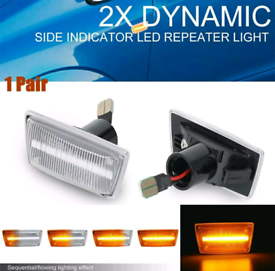 Dynamic LED Side Indicator/Repeater Vauxhall ADAM/ASTRA
