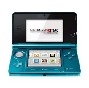 3ds with 15+ games and extra stylus