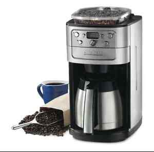 Cuisinart DGB-900BCC Fully Automatic Burr Grind & Brew ThermalTM