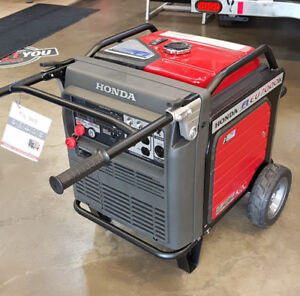 Honda Generators In-Stock Ready to Go!