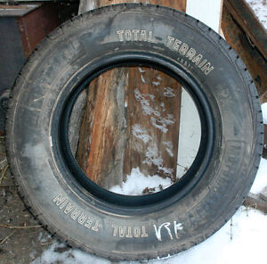 4 X Light Truck/SUV Tires For Sale