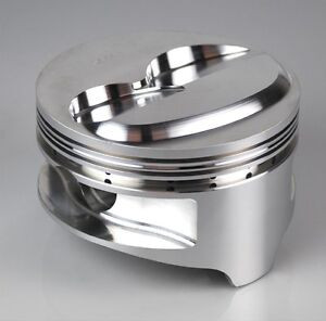 SBC Ross Racing Forged Pistons 97761