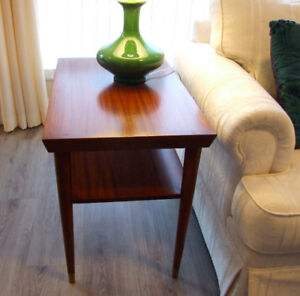 Gibbard Mid Century Modern Matching End Tables