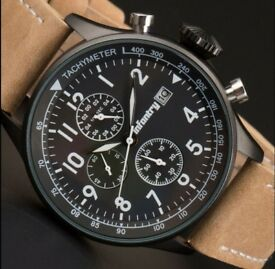 WATCH, INFANTRY, FORCES CHRONOGRAPH, ALL SUB DIALS FUNCTION