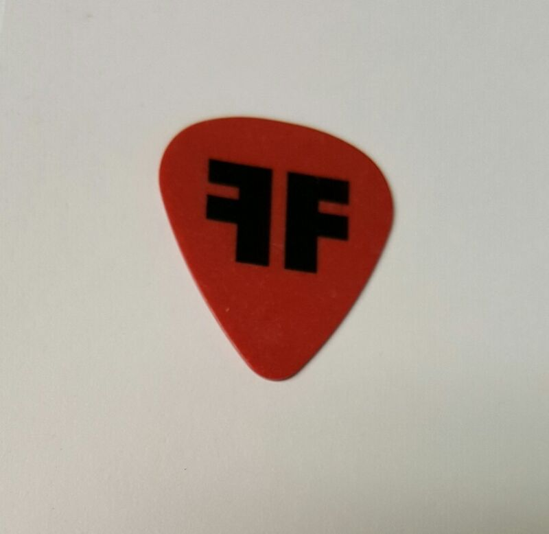 Foo Fighters Guitar Pick b